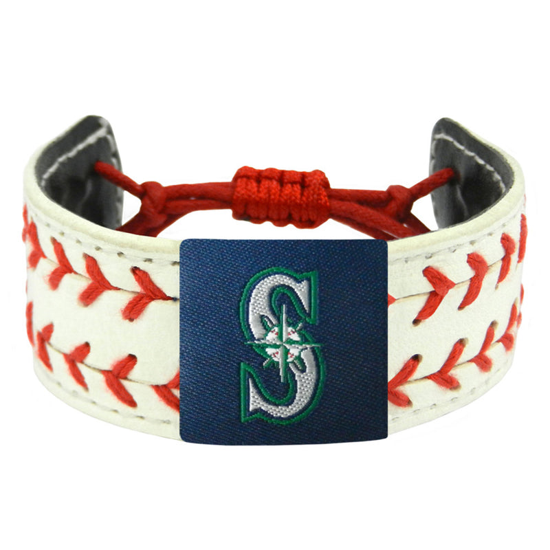 Seattle Mariners Bracelet Classic Two Seamer