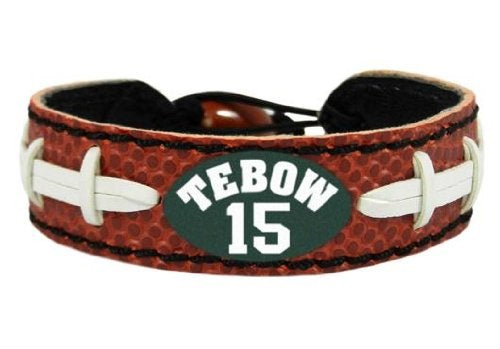 New York Jets Bracelet Classic Jersey Tim Tebow Design