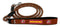 Washington Redskins Pet Leash Leather Frozen Rope Football Size Medium