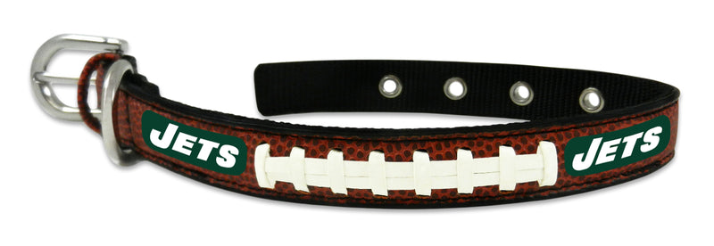 New York Jets Dog Collar - Size Small