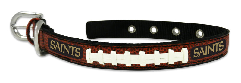 New Orleans Saints Dog Collar - Size Small