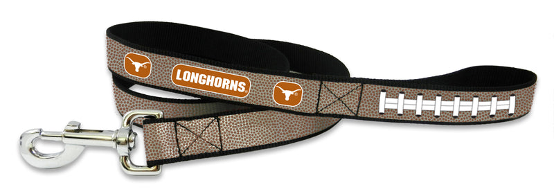 Texas Longhorns Reflective Football Leash - S