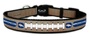 Denver Broncos Pet Collar Reflective Football Size Large