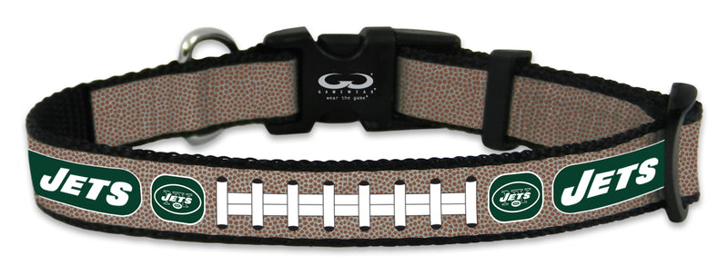 New York Jets Reflective Small Football Collar
