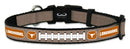 Texas Longhorns Reflective Small Football Collar