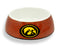 Iowa Hawkeyes Classic Football Pet Bowl