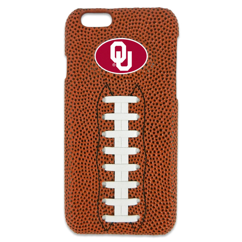 Oklahoma Sooners Classic Football iPhone 6 Case