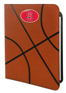 NC State Wolfpack Classic Basketball Portfolio - 8.5 in x 11 in