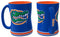 Florida Gators Coffee Mug - 14oz Sculpted Relief
