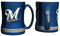 Milwaukee Brewers Coffee Mug 14oz Sculpted Relief Special Order