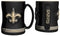New Orleans Saints Coffee Mug - 14oz Sculpted Relief