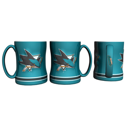 NHL - San Jose Sharks - Beverage Ware