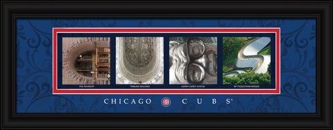 MLB - Chicago Cubs - Photos Prints Plaques