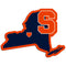 Syracuse Orange Decal Home State Pride Style - Special Order