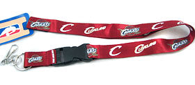 Cleveland Cavaliers Lanyard - Breakaway with Key Ring