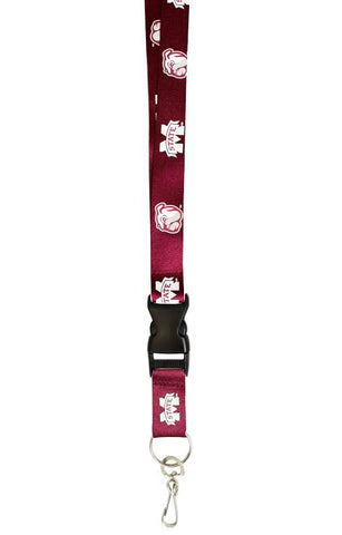 NCAA - Mississippi State Bulldogs - Keychains & Lanyards