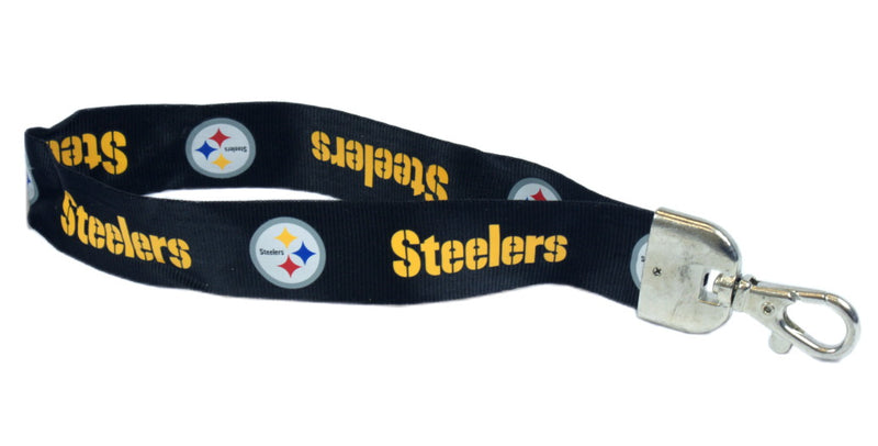 Pittsburgh Steelers Lanyard - Wristlet