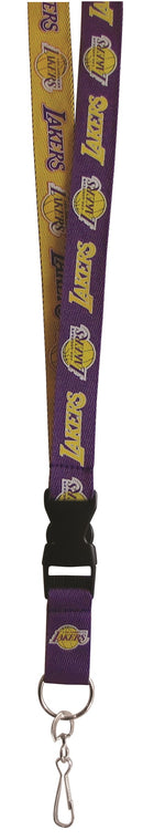 Los Angeles Lakers Lanyard - Two-Tone