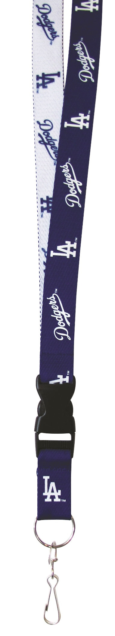 Los Angeles Dodgers Lanyard - Two-Tone - Special Order