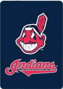 Cleveland Indians Playing Cards Diamond Plate