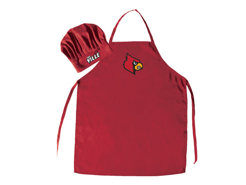 NCAA - Louisville Cardinals - Grilling