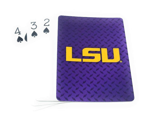 NCAA - LSU Tigers - Puzzles & Games