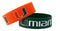 Miami Hurricanes Bracelets 2 Pack Wide