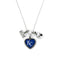 Kansas City Royals Necklace Charmed Sport Love Baseball