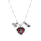Florida State Seminoles Necklace Charmed Sport Love Football