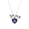 Chicago Cubs Necklace Charmed Sport Love Baseball