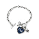 Los Angeles Rams Bracelet Charmed Sport Love Football