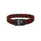 Atlanta Falcons Bracelet Braided Red and Black