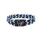 Houston Texans Bracelet Braided Navy and White