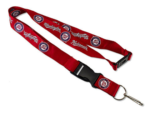 MLB - Washington Nationals - Keychains & Lanyards