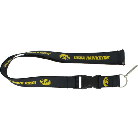 NCAA - Iowa Hawkeyes - Keychains & Lanyards