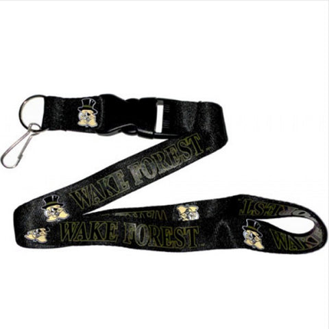 NCAA - Wake Forest Demon Deacons - Keychains & Lanyards