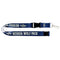 Nevada Wolf Pack Lanyard Navy