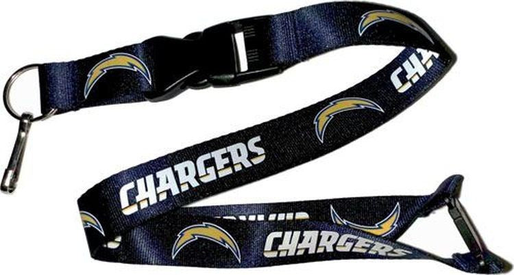 Los Angeles Chargers Lanyard Blue