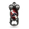 Houston Texans Bottle Opener Party Starter Style