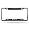 Los Angeles Kings License Plate Frame Chrome EZ View
