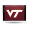 Virginia Tech Hokies Wallet Nylon Trifold - Special Order