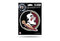 Florida State Seminoles Decal 5x5 Die Cut Bling