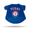 Texas Rangers Pet Tee Shirt Size M