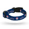 Texas Rangers Pet Collar Size M