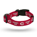 Cincinnati Reds Pet Collar Size M