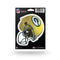 Green Bay Packers Decal 5x5 Die Cut Bling