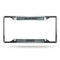 San Antonio Spurs License Plate Frame Chrome EZ View - Special Order