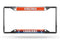 Virginia Cavaliers License Plate Frame Chrome EZ View
