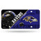 Baltimore Ravens License Plate Metal