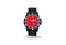 Tampa Bay Buccaneers Watch Men's Model 3 Style with Black Band